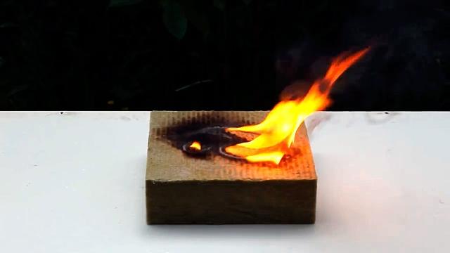Свойства горючести стройматериалов