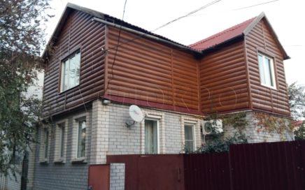 Металлосайдинг Блок-хаус Клён от Центра Металлокровли в Астрахани